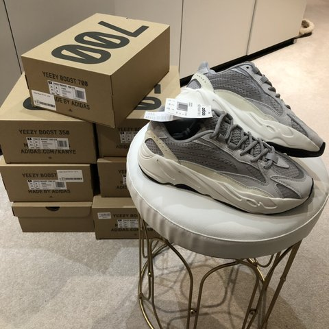 7506af3ca6faa Adidas Yeezy Boost 700 Static Size 7 100% DSWT. Brand new - Depop