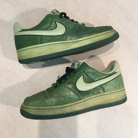 Force XxvAf Air Nike Depop MetallicIn '82Green 1 BshrQtdCx