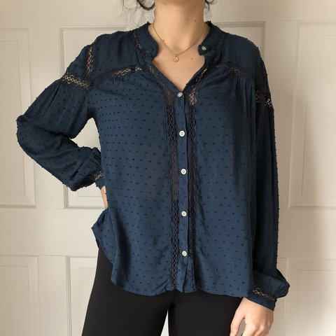 15a79ac4162450 @cassidysollazzo. 6 months ago. Bay Shore, United States. Free people  button up blouse. Dark turquoise ...