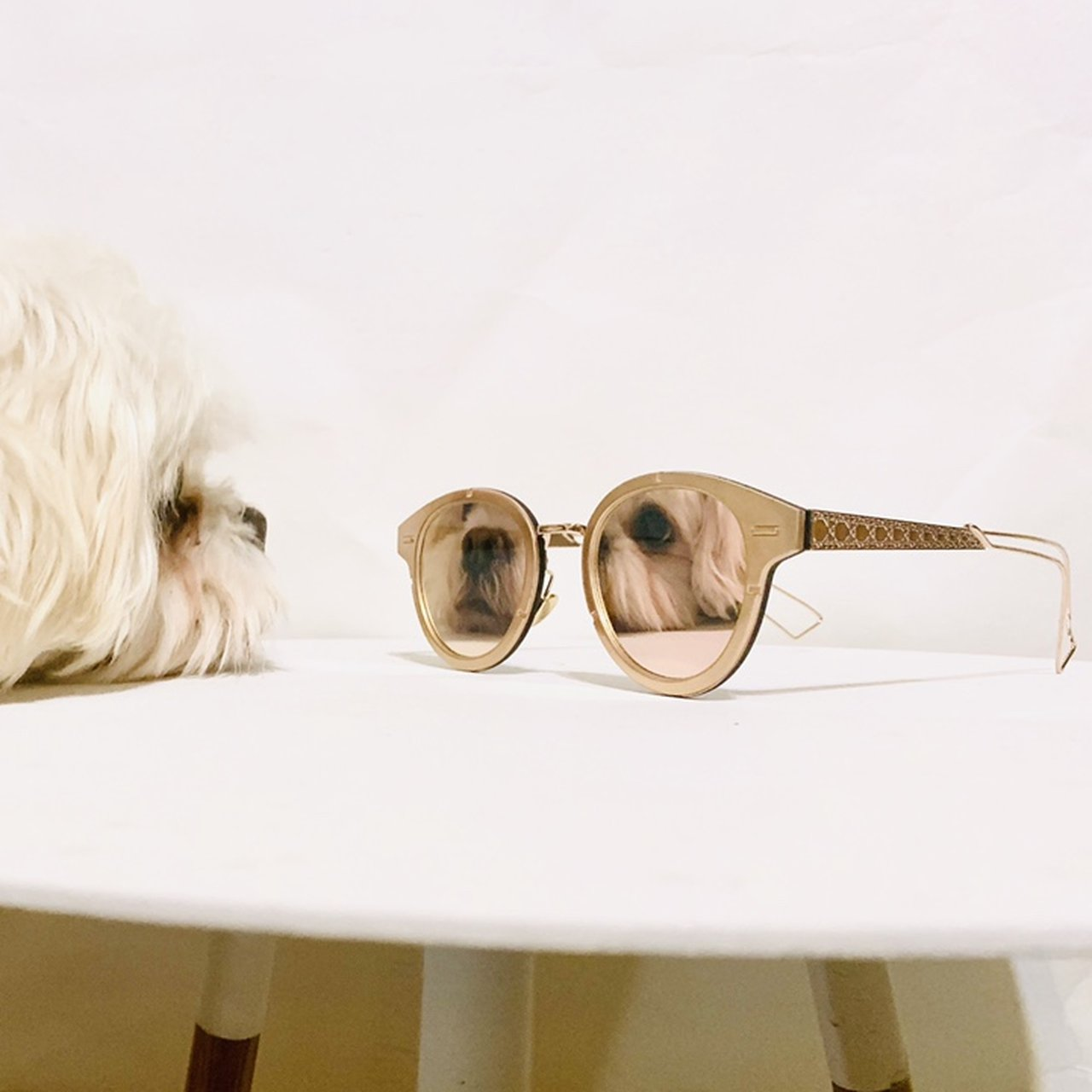 856e7c04b8 🐶 2 for  20 + Free Shipping Maya small frame aviators in - Depop