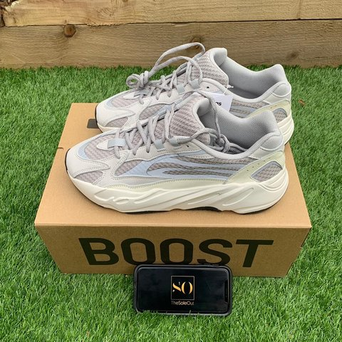 2c5f5aa38 @officialsoleout. 2 months ago. London, United Kingdom. Adidas Yeezy Boost  700 V2 Static. Brand new in box ...