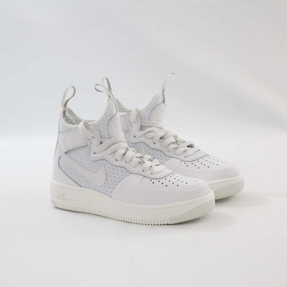 Nike Air Force 1 Ultraforce MID White WMNS NWT