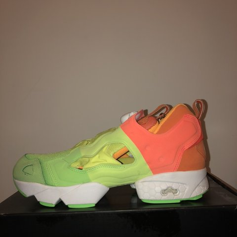 ec08fc90ad5 REEBOK X SNEAKERSNSTUFF PUMP FURY latest colab between and a - Depop
