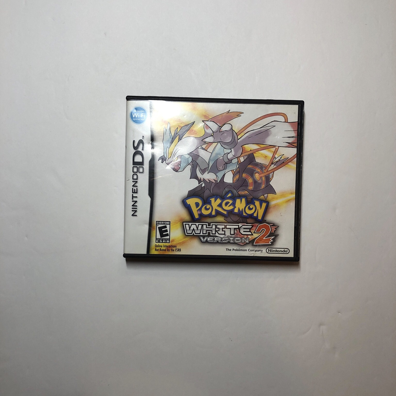 Pokémon White 2 Original box and manuals Nintendo DS - Depop