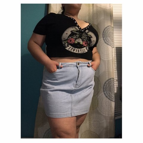 8d3b74b0c8a Fashion Nova crop top - size 2x  fashionnova  croptop - Depop
