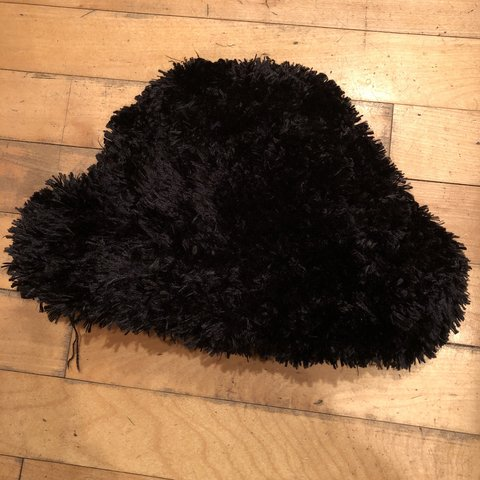 9008ec8dbea63 Fluffy winter hat there is no brand name on it. It is in and - Depop