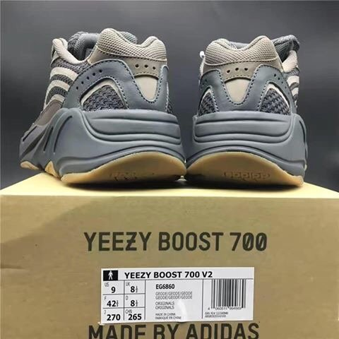 """9c2b49600213b adidas Yeezy Boost 700 V2 """"Geode"""" Color  Code  Date  March - Depop"""