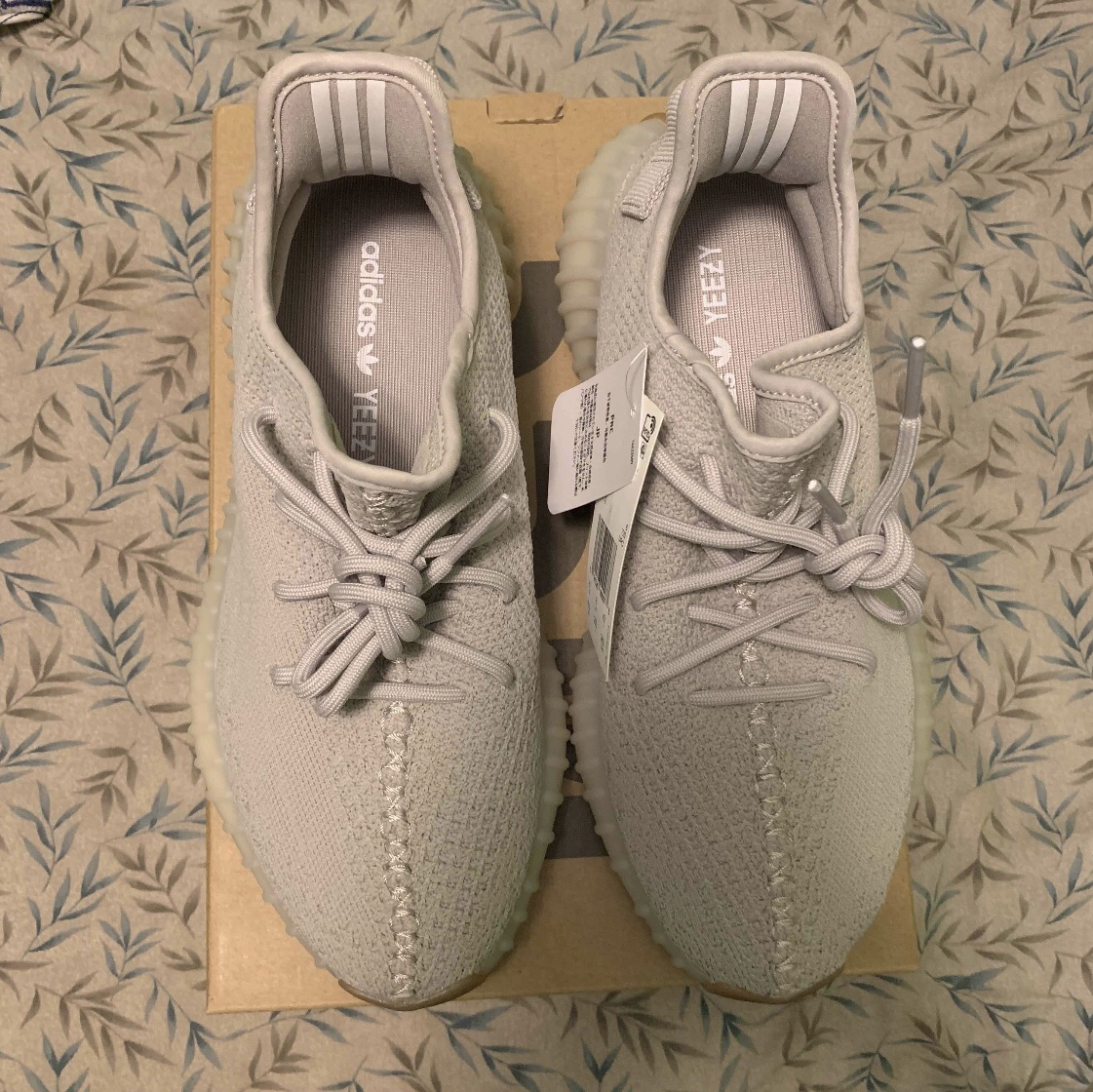 new product b7496 3ee7a Yeezy boost 350 sesame for sale taking offers no... - Depop