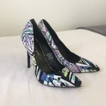 5cbf2e52a7 Cute Madden Girl black pumps! Worn quite a lot with some on - Depop