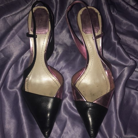 9fc774e8254 PRICE DROP!!! Authentic vintage Christian Dior pumps heels! - Depop