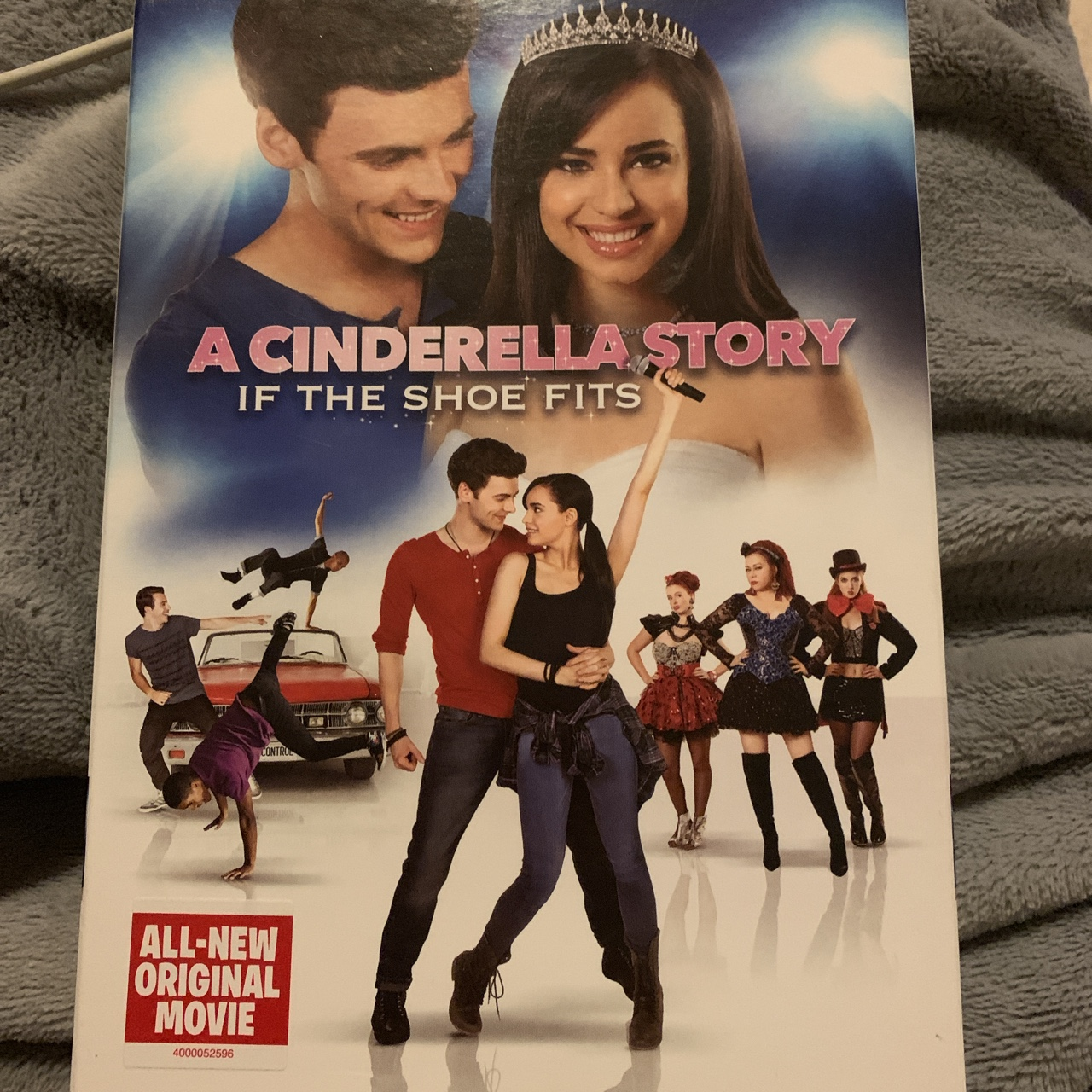 A Cinderella Story If The Shoe Fits Dvd Australia Cinderella Story If The Shoe Fits Dvd Brand New Depop