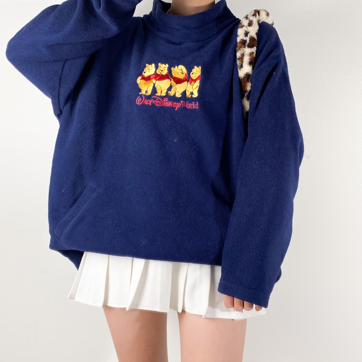 🍯 Walt Disney World Pooh Bear Fleece Sweatshirt 🍯