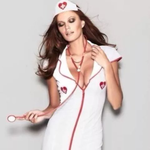 3cb977eea9a8c @bartabmassive. 3 years ago. Nottingham, Nottingham, UK. Ann summers nurse  fancy dress costume ...