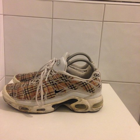 new product ad028 0357f Considering selling these Burberry TNs if I get a... - Depop