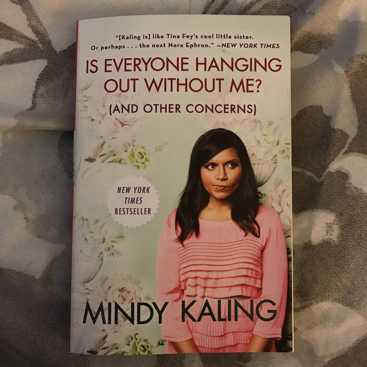 Mindy Kaling S Book Is Everyone Hanging Out Without Depop