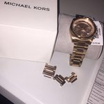 491c3b5ec7bb Selling genuine Michael kors watch comes with spare links. - Depop