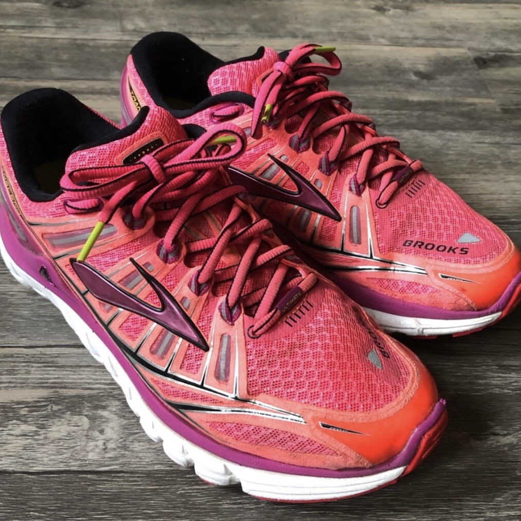 Preowned Brooks Transcend 6 Ultimate