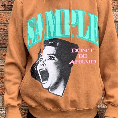 SAMPLE IND SCREAM TEE VERY 0