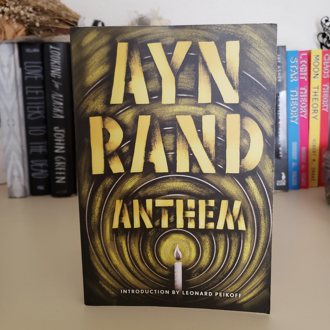 Anthem By Ayn Rand Soft Cover Condition Good Depop