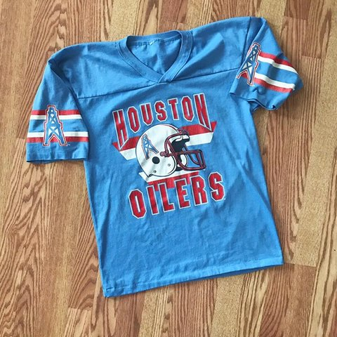 e0bf1e60 @hbkvtg. 4 months ago. Green Bay, United States. Vintage Houston Oilers T- Shirt