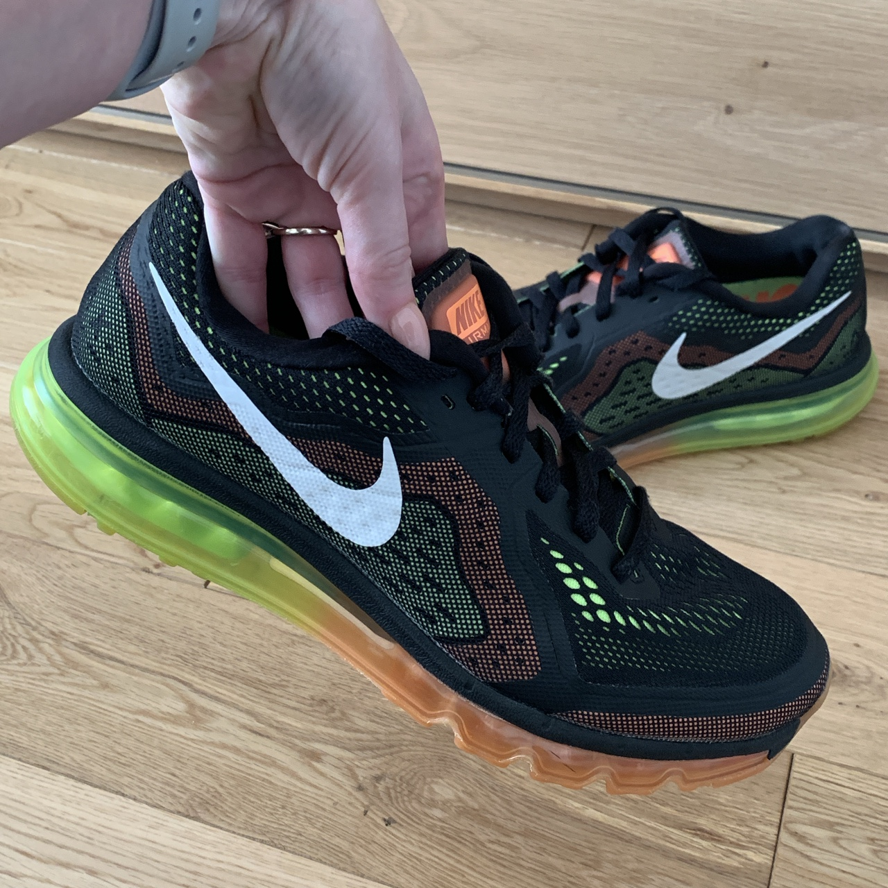 Details about Nike Air Max 2014 Men's Size 11