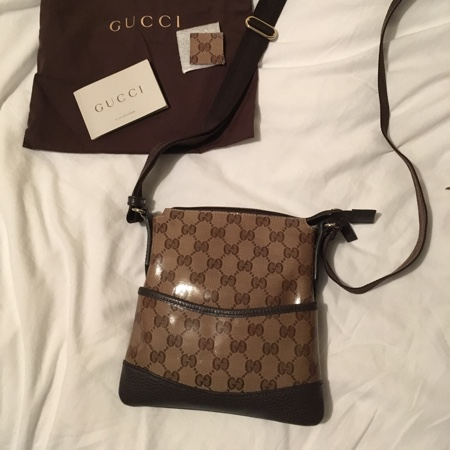 watch b1420 5f095 Gucci coin wallet / pouch brand new condition RRP... - Depop