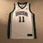db0b95347ee Michigan State Spartans College Football Jersey size Large. - Depop