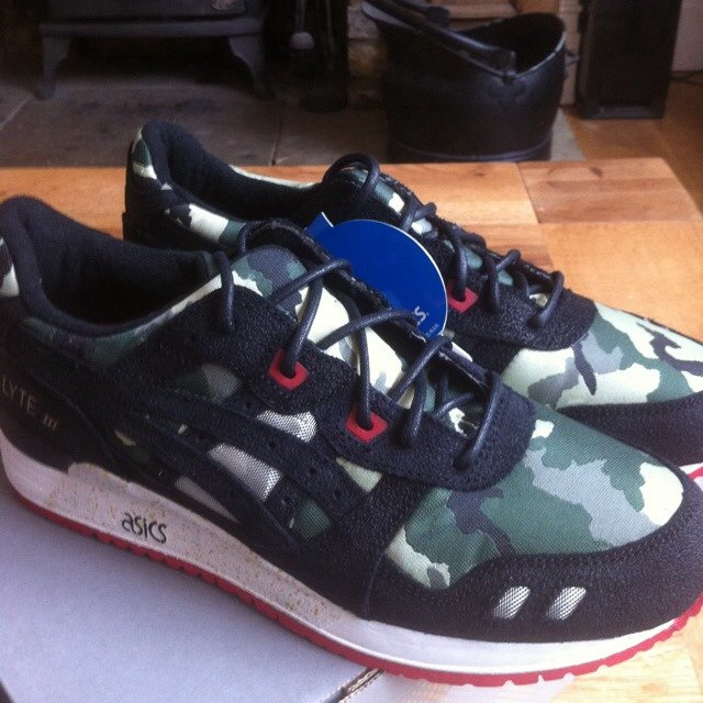 0921d4d4e5bdb @penney. 5 years ago. Teddington, United Kingdom. Asics x Bait Vanquish  pack. US 8/ ...