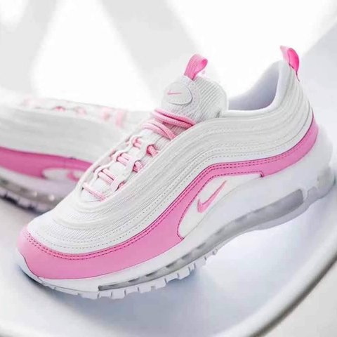 competitive price c1b1c 28bd8  jbanks87. 4 months ago. Marks, Mississippi, US. Nike Air Max 97 Pink white  ...