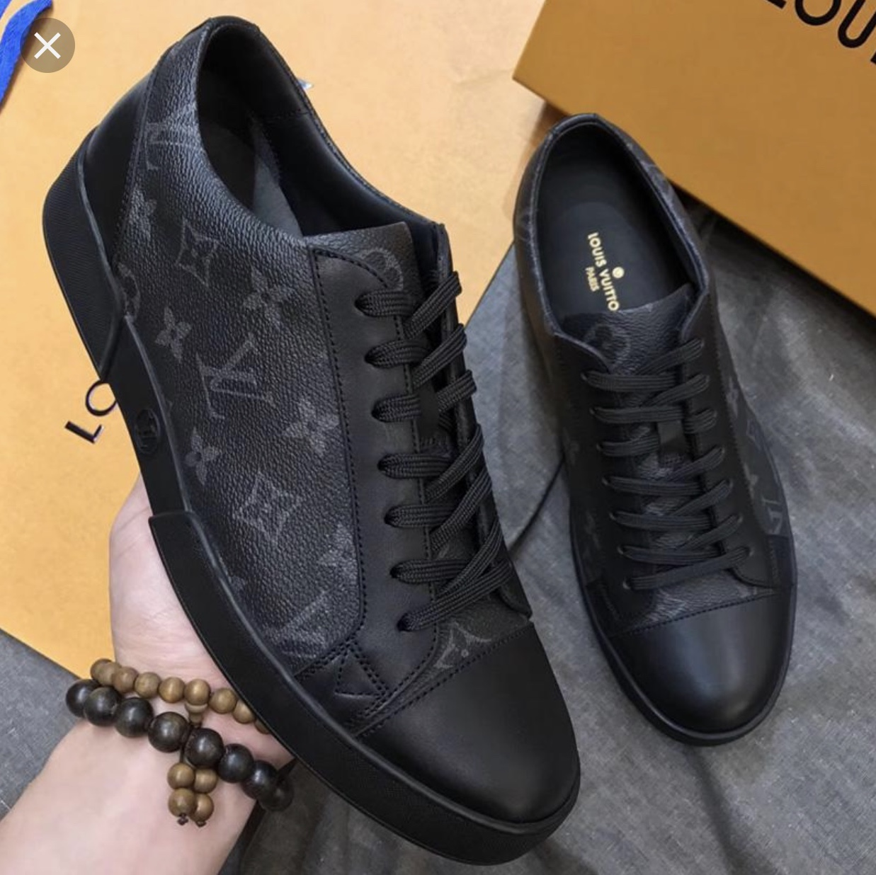 Great pair of LV Match Up trainers, got