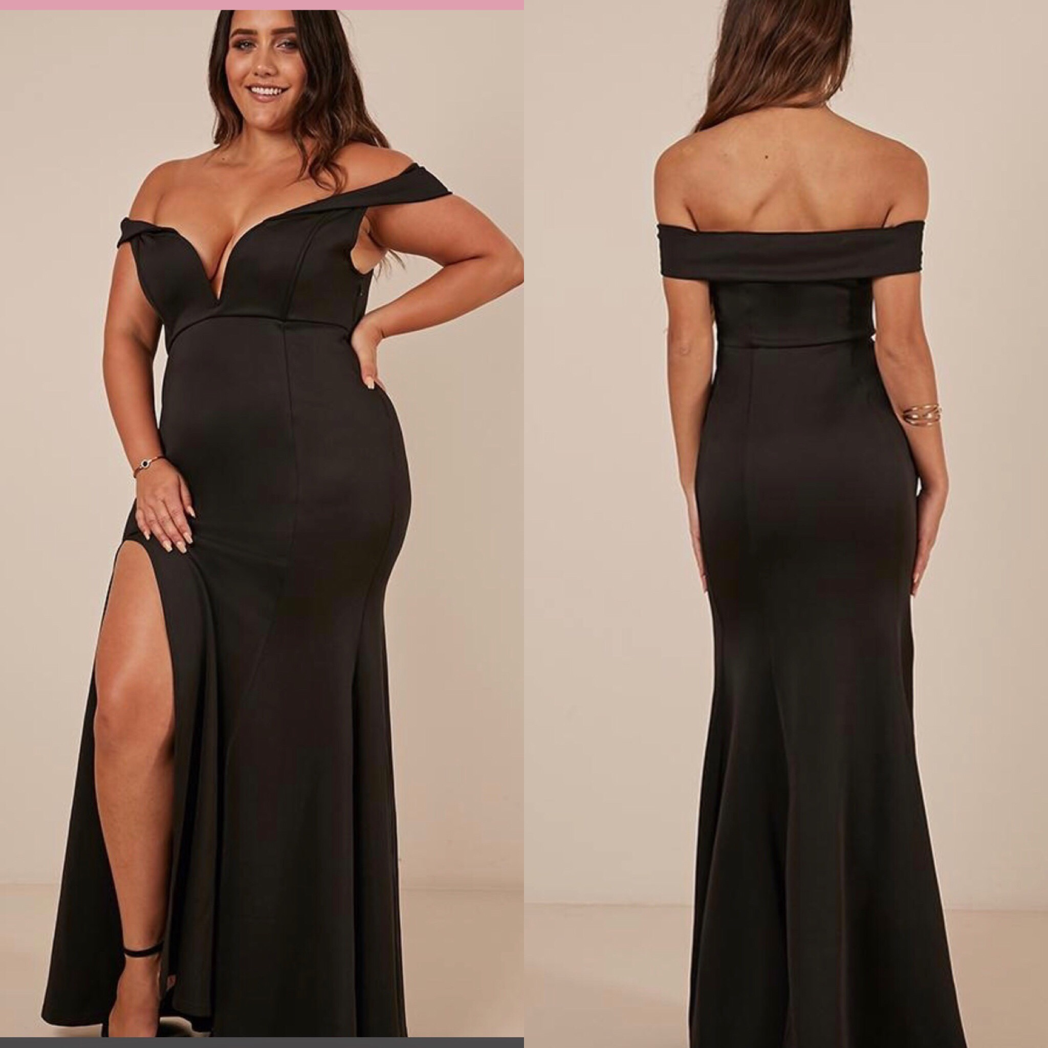 research plus size formal dresses penrith