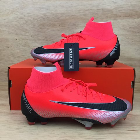 3584a4ad7 Nike Mercurial Superfly 6 PRO FG ACC Soccer Cleats - Depop