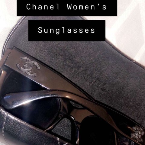 d7a8c2a641264 The CHANEL 5357 sunglasses have a full rim