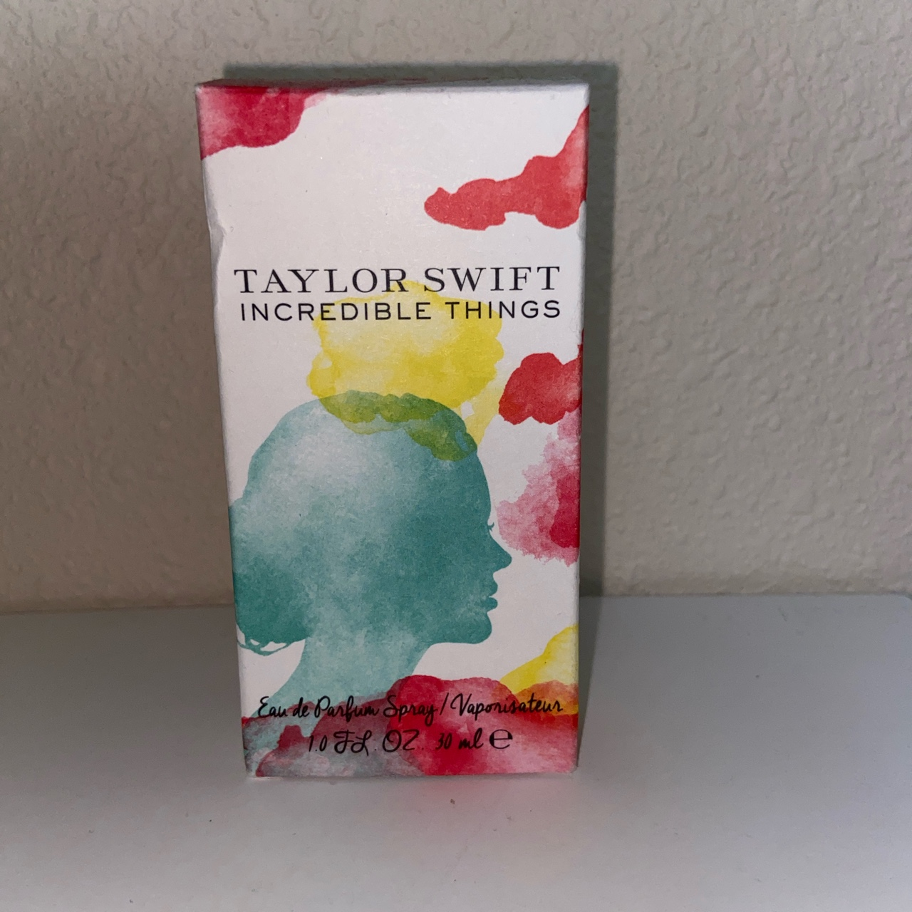 Taylor Swift Incredible Things Perfume Never Depop
