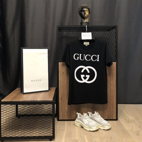 9bee294d Gucci GG tshirt. Brand new with tags. 30 days money back - Depop