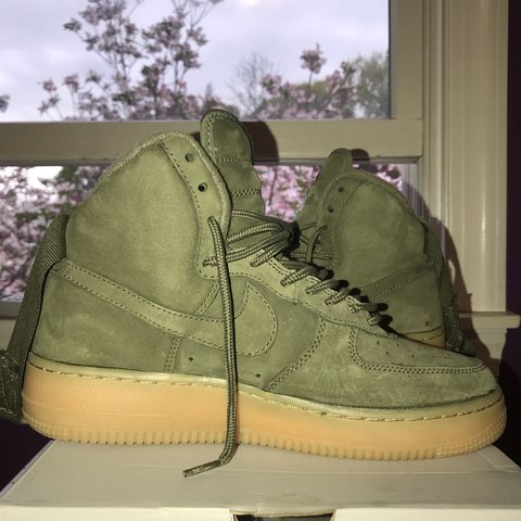 various colors 806e5 4367f  fvmouskay. 2 months ago. Phillipsburg, United States. Olive Green Air  Force 1 High