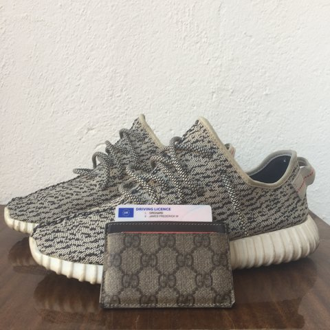 f5f3f7b7204 Adidas yeezy Boost 350 turtle dove uk8.5 us9. These are worn - Depop