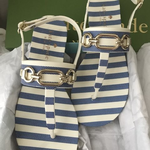 8a40b3d23d9b BNWT! Kate Spade New York Polly Sandals - Size 6 A classic - Depop