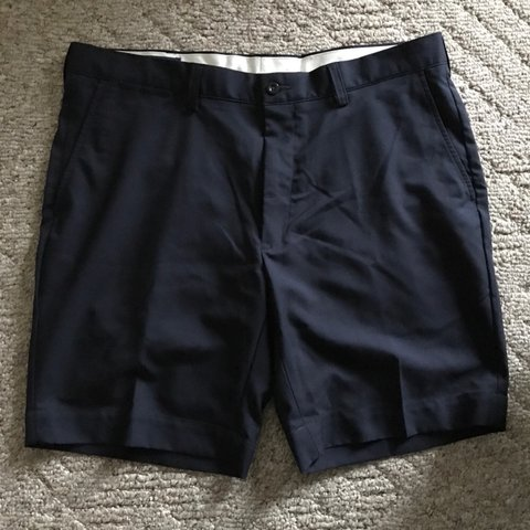 af0456e0c Polo Ralph Lauren Navy Shorts Nice condition. Size 36. Polo - Depop
