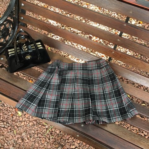 c0fb4bcee @angelintheabyss. 4 days ago. Tucson, United States. cute as frick pleated  (!!!) plaid mini skirt ...