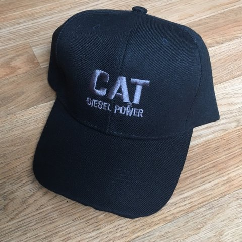 9c4a75115e3bd rad AF CAT diesel power SnapBack. Brand new. One size fits - Depop