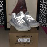 """Adidas Yeezy Boost 350 V2 """"Bred"""". Authentic, grail sneaker"""
