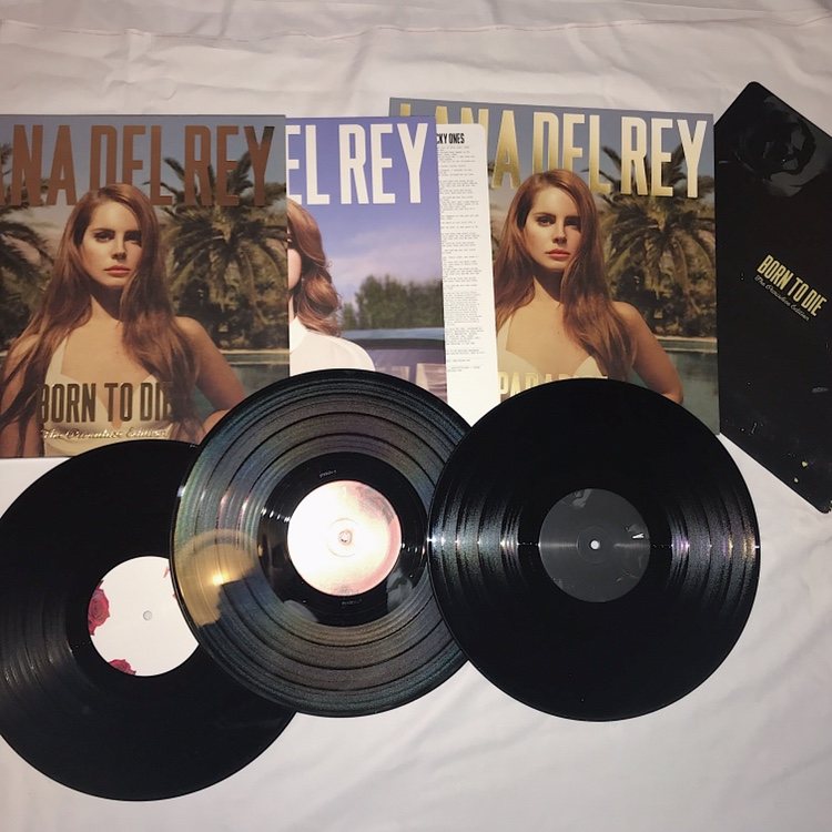 On Hold Don T Buy Lana Del Rey Born To Die Depop