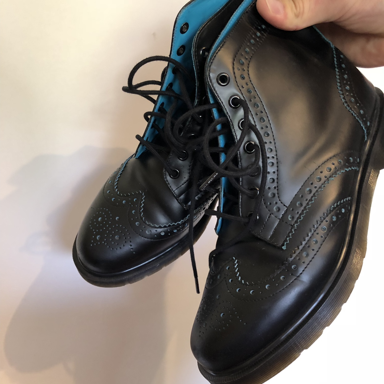 Planned elenco impicciarsi  WTS boots Dr. Martens doc Anthony Cond. 10/10 DS... - Depop