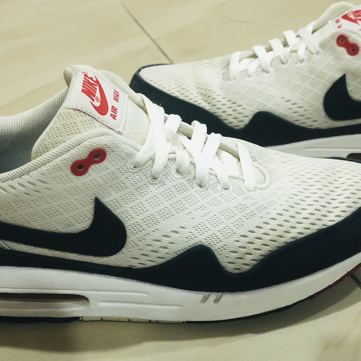 lowest price new arrivals buy online 2013 Nike Air Max 1 OG Obsidian Size 12. Condition... - Depop