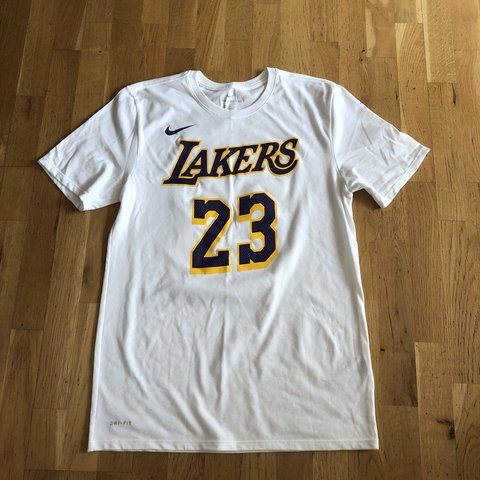 ed1d623ca @ogsvintage. 9 days ago. London, United Kingdom. Nike Lebron James gametime  Lakers T shirt.