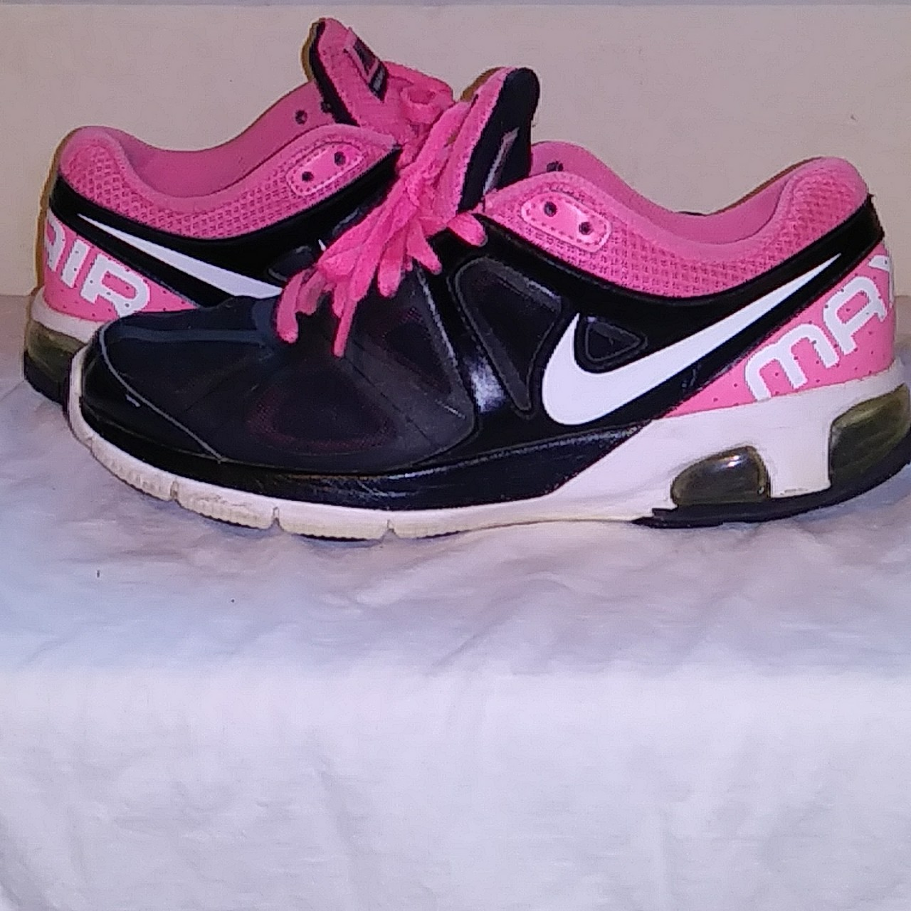 Women's 2012 Nike Air Max Run Lite 4 Running Shoes