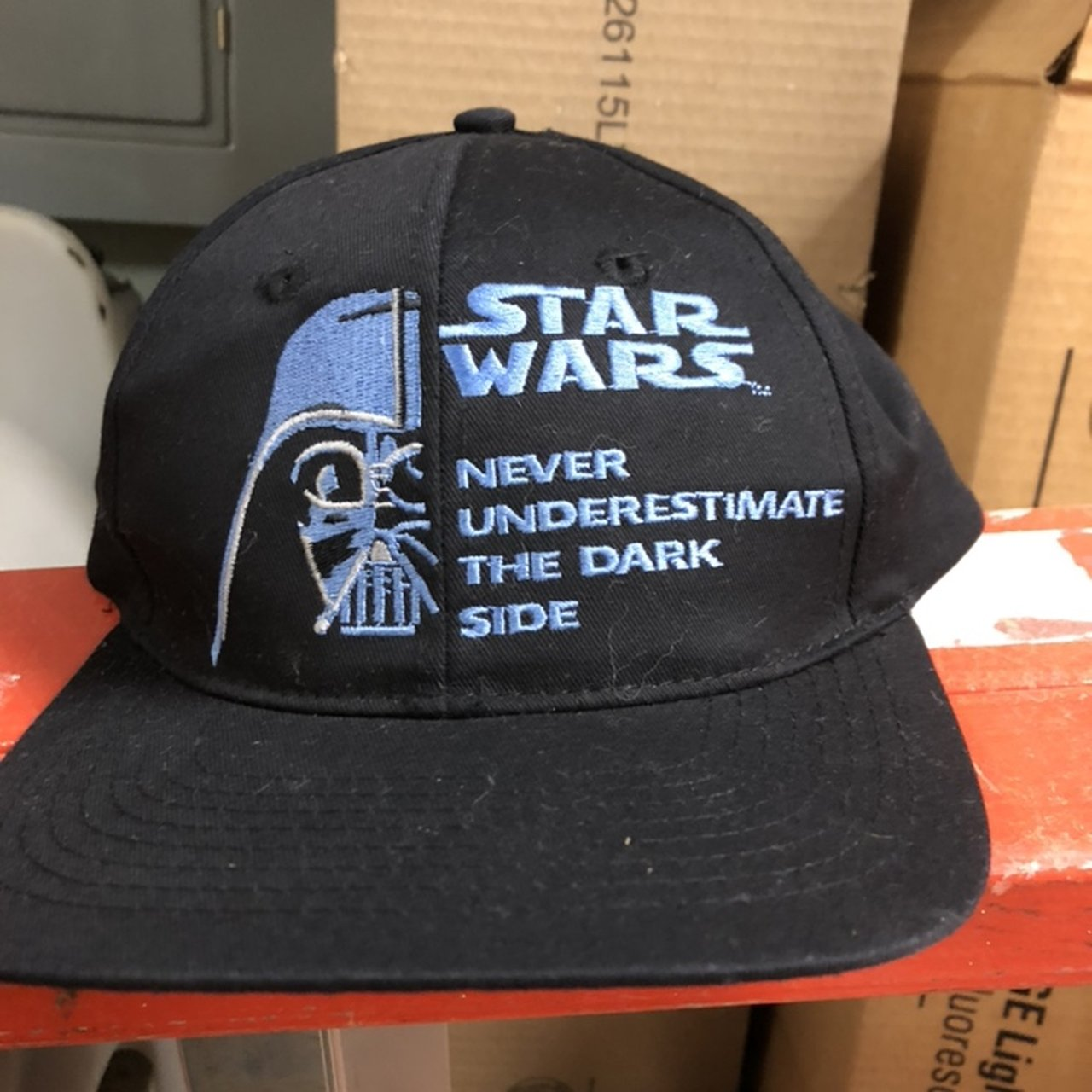 471f569074 netherlands star wars vintage hat d23e3 8cd0b