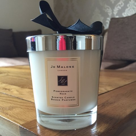 Jo Malone Pomegranate Noir Home Candle Comes Unopened With Depop