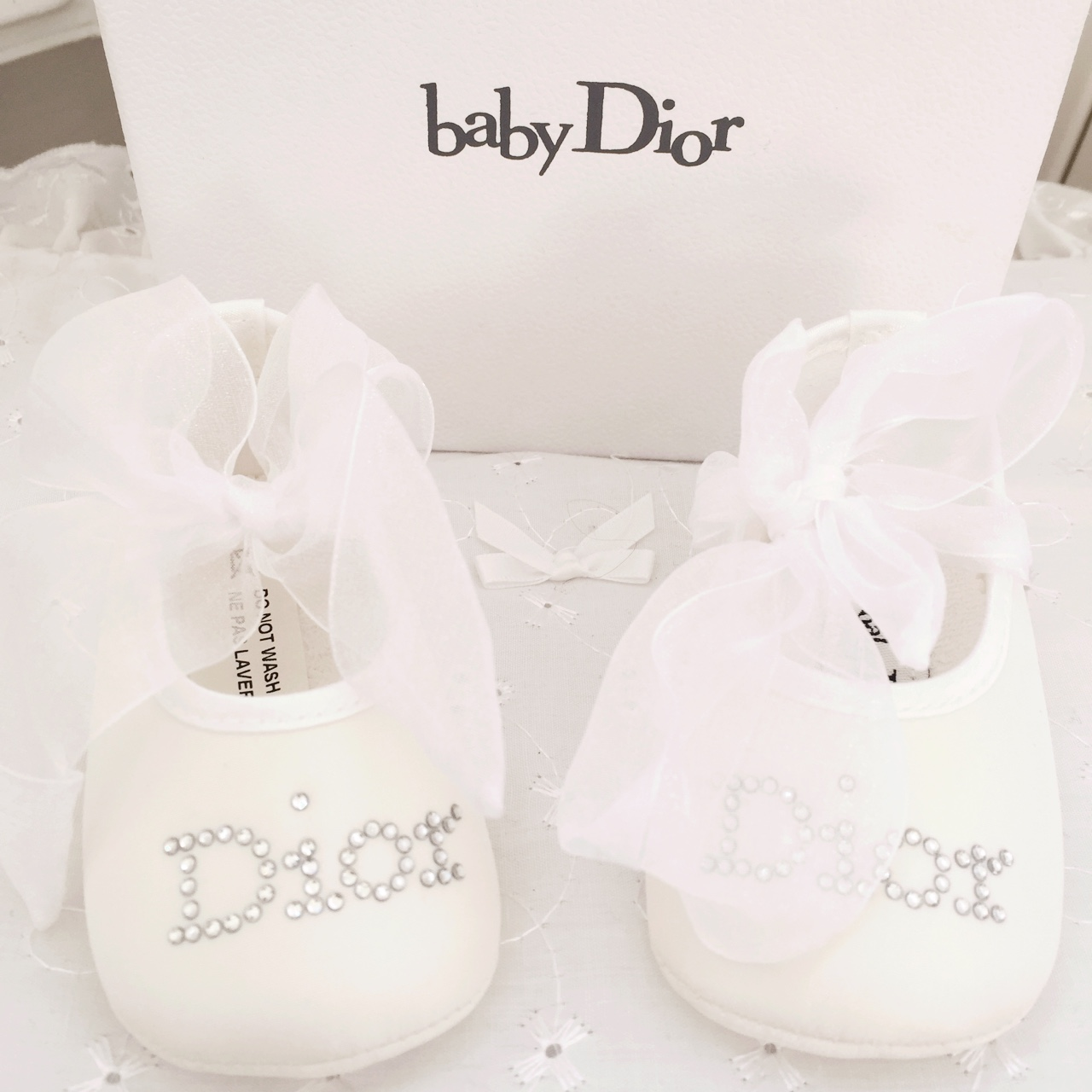 Baby Dior Dior shoes/ never worn and
